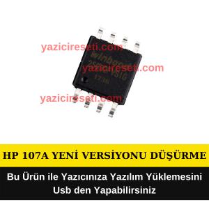 Hp 107a Yeni Versiyon V3.82.01.11 Yazıcı Reset
